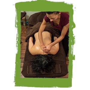 Holistic massage Ilaria